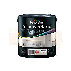 Dekorator Латекс Color Weekend Сатен Teflon® Кашмир