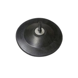 Шайба ф120 за шкурка гумена