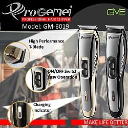 Безжична машинка за подстригване ProGemei мод. GSM6019