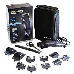 Професионална машинка за подстригване IGemei мод. GSM835 комплект