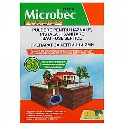 Microbec препарат за септични ями 25гр.