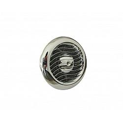 Вентилатор за баня ММВ 100/110 кръг с клапа LUX