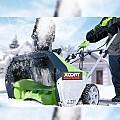 Електрически снегорини