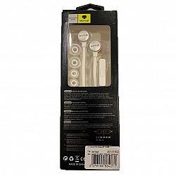 Стерео слушалки модел M-1088 бяло / сиво