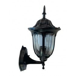 Град.фенер SP 40502 IP43 E27 черен