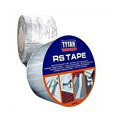 Покривна битумна лента с алуминиево покритие 50мм/10м TYTAN PROFESSIONAL