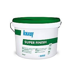 Готова шпакловъчна смес Knauf Super Finish 6 кг.