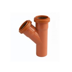 PVC Y 50/50-45