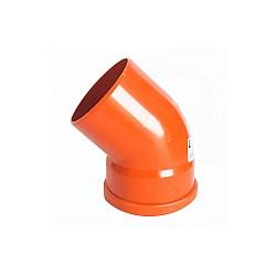 PVC дъга 110/45