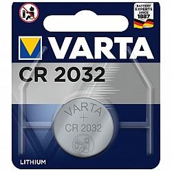 Батерии VARTA ELECTRONICS LITHIUM CR2032 76882