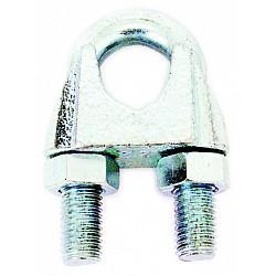 Скоба за метален кабел  6. 5mm TS
