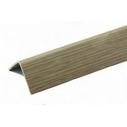 Г-образни 20х20мм 2.75м кан. дъб К2020126