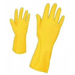 Гумени ръкавици домакински M