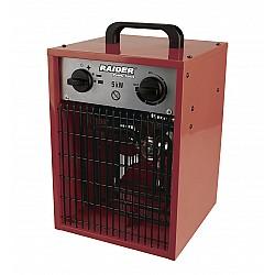 Калорифер електрически  5kW RD-EFH05