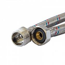 Мека връзка M1/2 - F3/8 -  40см Булмат
