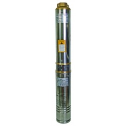 """Помпа водна дълбочинна за чиста вода 0.7kW 1.1/4"""" 65L/min 45m 6T RD-WP31"""