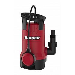 """Помпа водна потопяема за мръсна вода 400W 1 125L/min 5m 10m кабел RDP-WP42"""""""