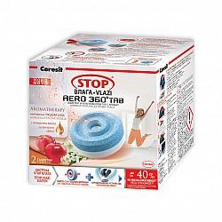 Ceresit СТОП влага AERO таблетки 2х450гр. Праскова или Ябълка