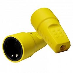 Куплунг удароустойчив - Жълт