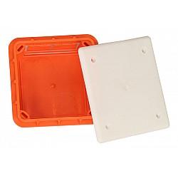 Разклонителна кутия 100х100х50 Мазилка - лукс