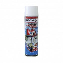 Спрей каучуков за хидроизолация черен DE