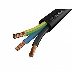 41011 ШКПЛ 3х1,5 кабел гумен -1 метър - многожилен