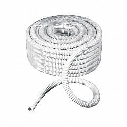 Гофрирана PVC тръба за ел. кабели Ф19