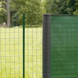 Засенчваща оградна мрежа 70% 2х1м