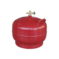 Бутилка газ туристическа 5 л 28761