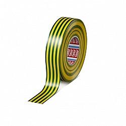 Теса Изолирбанд 10м/15мм жълт-зелен