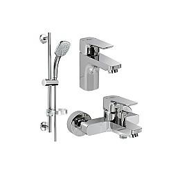 Промо комплект за баня 3 в 1 Ceraplan III и Ceratherm T25 BD009AA