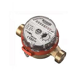 Водомер 4М3 топла вода комбиниран с брояч BG
