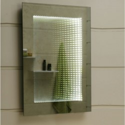 Огледало с вградено LED осветление ICL 1718 NEW ДАРИА