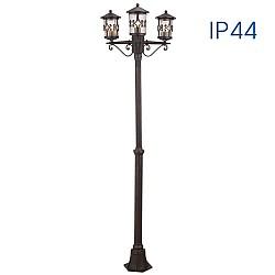 Градински фенер 1м. JARDIN PL008/KO IP44