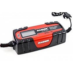 Зарядно за акумулатор инверторно 6/12V 120 Ah RD-BC13