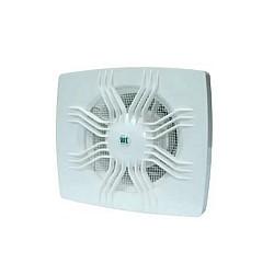 Вентилатор  за баня WE 100 квадрат слънце