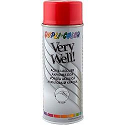 Very Well RAL 3002 тъмно червено гланц 400 ml