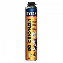 TYTAN Professional 60 секунди универсално пистолетно полиуретаново лепило