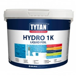 TYTAN  PROFESSIONAL HIDROL 1 K Течно хидроизолационно фолио 1.2кг.