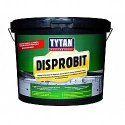 Битумна хидроизолация на водна основа - средна плътност 10 кг TYTAN PROFESSIONAL Disprobit
