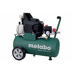 Компресор 24 л 1.5kW METABO Basic 250-24 W