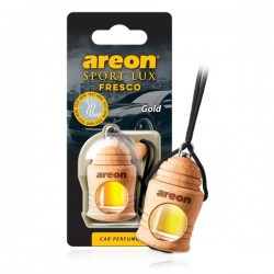 Ароматизатор Areon Fresco - Gold, Silver, Platinium