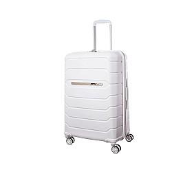 Куфар за ръчен багаж Бял P710 77 см