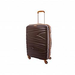 Куфар за ръчен багаж Кафяв 005 77 см