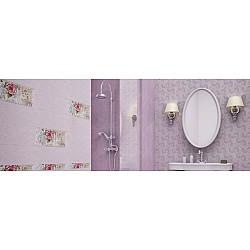 Серия за баня Ажур лила