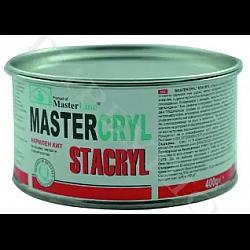 MasterCryl Stacryl 0.4 дърво. метал и стени
