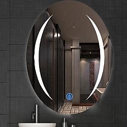 Огледало с LED осветление Rondo 80х60см