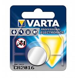 Батерии VARTA ELECTRONICS LITHIUM CR 2016