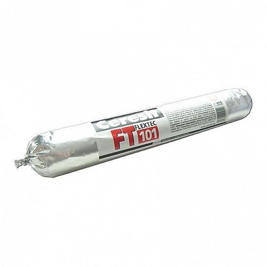 CS FT101 Уплътнител-лепило FLEXTEC 600мл сив (Лепила) (18.95) by www.avetisyan.bg