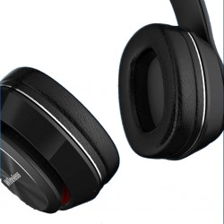 Безжични слушалки с Bluetooth Wireless 5.0 L350 Черни